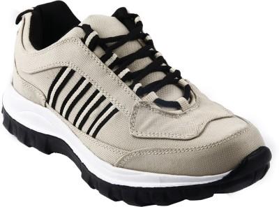 Corpus Density Running Shoes For Men(Beige)  available at flipkart for Rs.499