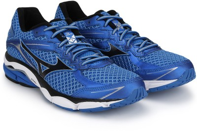 Mizuno Wave Ultima 7 Running Shoes(Blue, Black) at flipkart
