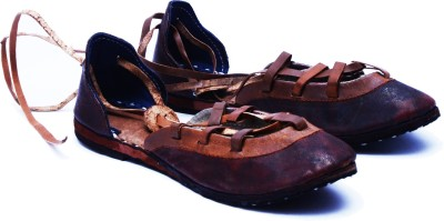 Manthan Femina Jutis(Brown)