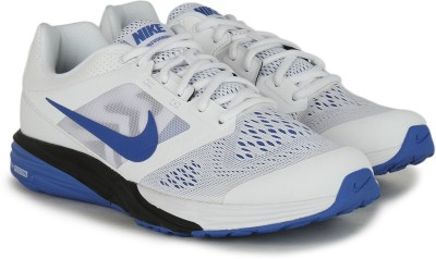 new arrival 5d17c 7522b Nike TRI FUSION RUN MSL Men Running Shoes ( Black Blue White )