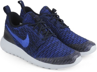 07464c38a1a7 Nike WMNS ROSHE ONE FLYKNIT Running Shoes Blue available at Flipkart for Rs .5277