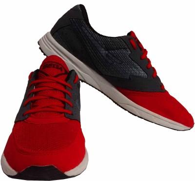 SEGA Walking Shoes For Men(Red