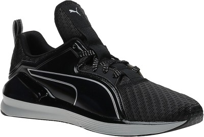 Puma Fierce Low Metallic Wns Outdoors For Women(Black) at flipkart