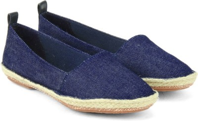 Clarks Clovelly Sun Denim Bellies(Blue) at flipkart