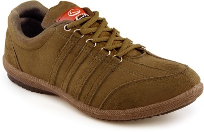 Lancer Brown Casual Shoes For Men(Brown