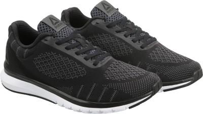 c1e3b0b598006b 37% OFF on REEBOK PRINT SMOOTH ULTK Running Shoes For Men(Black) on  Flipkart