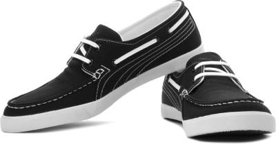 8d862f1b83b0dc Puma 30523904 Men Black Yacht Cvs Boat Shoes - Best Price in ...