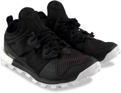 Adidas RESPONSE TR Running Shoes(Black) at flipkart