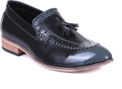 TAG-7 Formals Slip On For Men(Black)