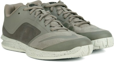 Nike BALLISTEC ADVANTAGE Tennis Shoes For Men(Grey) 1