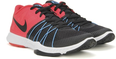 Nike ZOOM TRAIN INCREDIBLY FAST Training & Gym Shoes For Men(Black, Red) 1