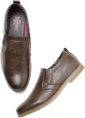Roadster Loafers For Men(Brown) at flipkart