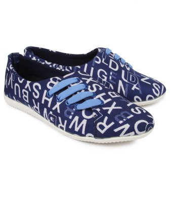American Cult ZWS153BLUE Casual Shoes(Blue)