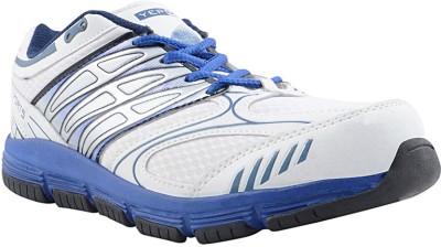 Yepme Walking Shoes For Men(White, Blue)  available at flipkart for Rs.899