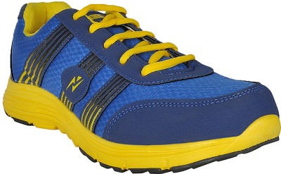 Yepme Walking Shoes For Men(Blue, Yellow)  available at flipkart for Rs.899