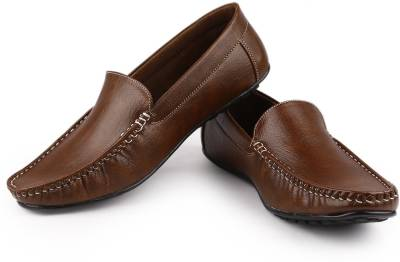 Andrew Scott AS126Brown Loafers For Men