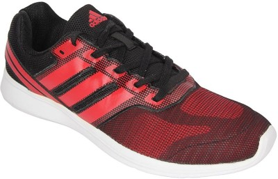 hot sale online ae879 1eeeb 45% OFF on ADIDAS ADI PACER ELITE M Walking Shoes For Men(Red, Black) on  Flipkart  PaisaWapas.com