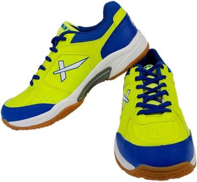 Vector X CS-2015 Tennis Shoes For Men(Green, Blue)