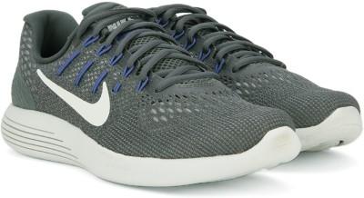 Nike LUNARGLIDE Running Shoes For Men(Grey) 1