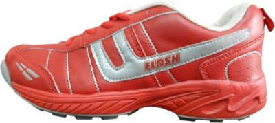 Flash MUSCLE POWER Hockey Shoes For Men(Red)