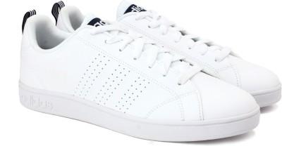 ADIDAS NEO ADVANTAGE CLEAN VS Sneakers For Men(White, Ftwwht ...