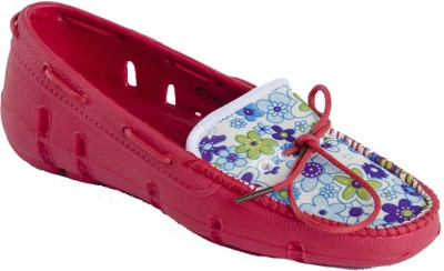 Spice Ladies Loafers(Red)