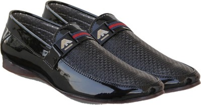 Moladz ITALIANO Slip On(Black)