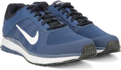Nike DART 12 MSL Running Shoes For Men(Navy, White) 1