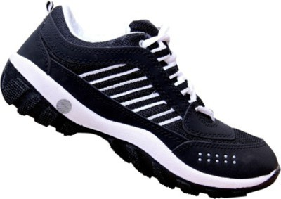 Bindas Champs Running Shoes(Black)