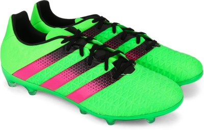 2b7981c118d 50% OFF on ADIDAS ACE 16.2 FG AG Men Football Shoes For Men(Green ...