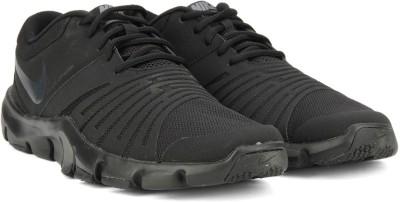 Nike FLEX SHOW TR Training & Gym Shoes For Men(Black) 1