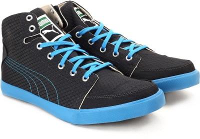 22b1a90d99cd 45% OFF on Puma Drongos DP Men High Ankle Sneakers For Men(Navy) on  Flipkart
