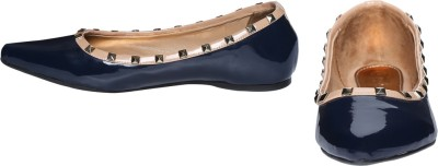 Catwalk Bellies(Black) at flipkart