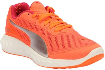 Puma IGNITE Ultimate Wn's Running Shoes For Women(Orange) at flipkart
