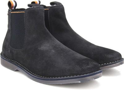 Superdry DAKAR CHELSEA BOOT Boots For Men(Navy)