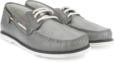 59% OFF on U.S. Polo Assn Men Boat shoes For Men(Grey) on Flipkart   PaisaWapas.com