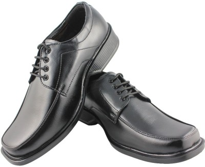 Promenade Derby Lace Up For Men(Black)