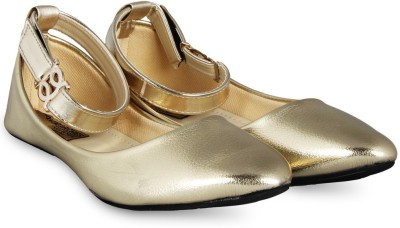 Anand Archies Girls Anand Archies Ethnic Shoes