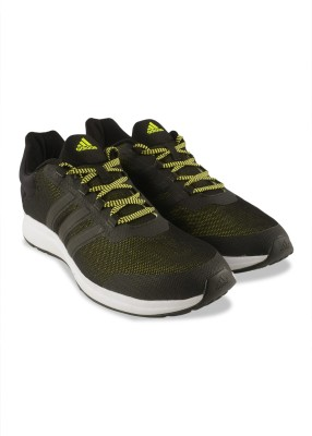 Adidas ADIPHASER M Running Shoes(Black) at flipkart
