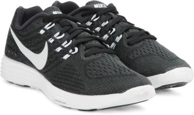 Nike LUNARTEMPO Running Shoes For Men(Black, White) 1