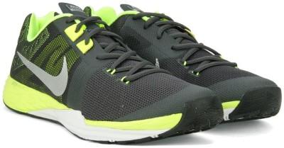 Nike TRAIN PRIME Training & Gym Shoes For Men(Silver, White) 1