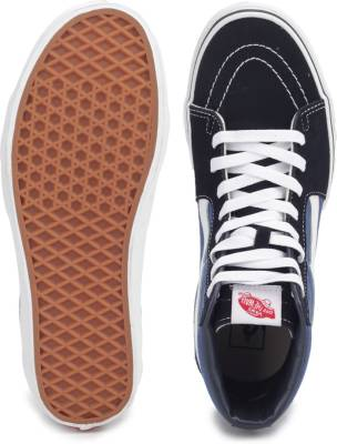123edc0486f1 Compare VANS SK8-HI High Ankle Snea...