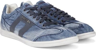 Diesel VINTAGY LOUNGE - sneakers Sneakers(Blue) at flipkart