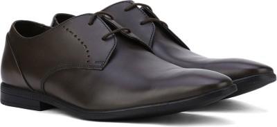 Clarks Lace Up Shoes(Brown) at flipkart