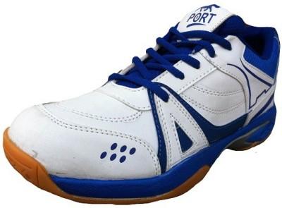 Port Activa White Sports Basketball Shoes For Men(White)  available at flipkart for Rs.1299