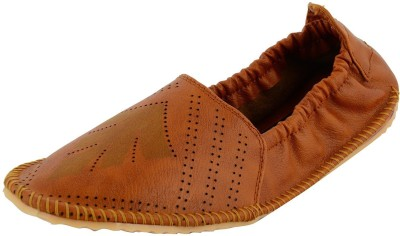 Da-Dhichi Loafers(Tan)