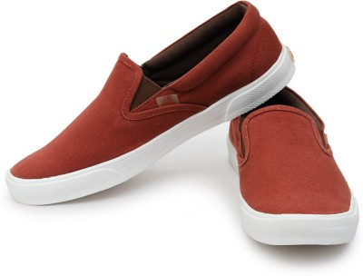 Cubebro Loafers(Red)