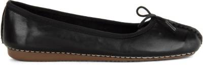 Bellies Ice Black Clarks Leather Freckle wqO7xgn0