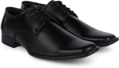 Provogue Lace Up Shoes(Black) at flipkart