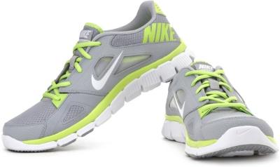 554520f27c8c Nike 599558-010 Men Light Grey Flex Supreme Tr 2 Sports Shoes- Price in  India